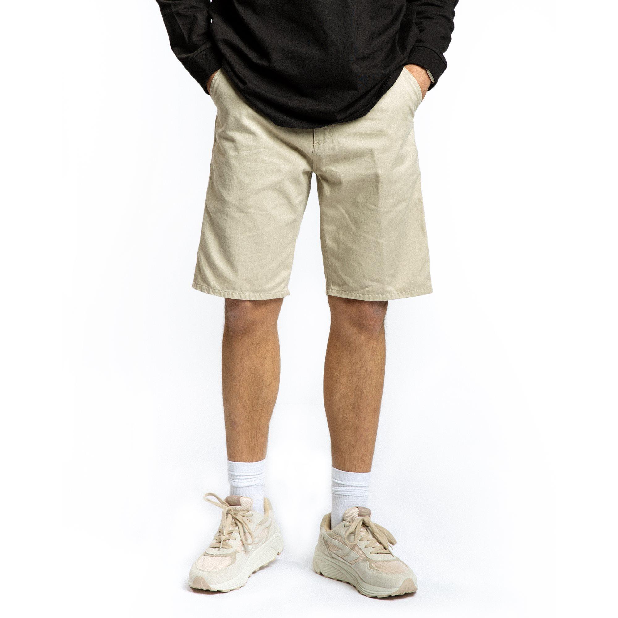 Ruck Single Knee Shorts I024892 - Shorts - Regular fit - Sand